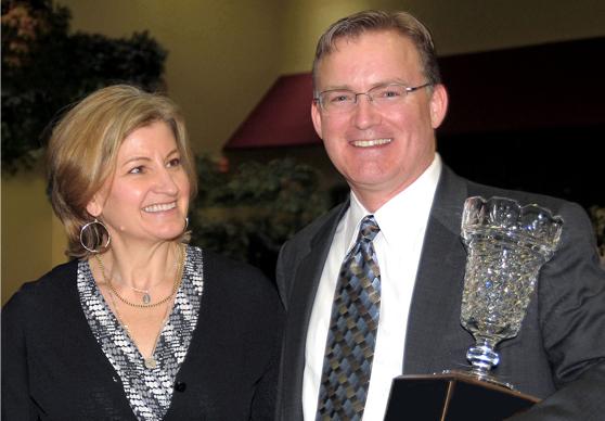 Martha and Scott Shephard