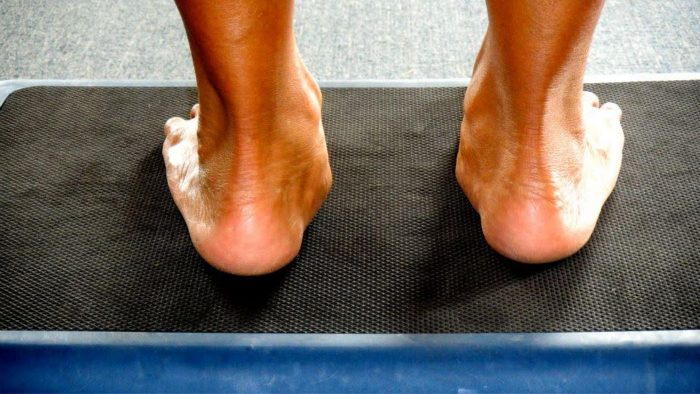How chiropractic can help feet issues