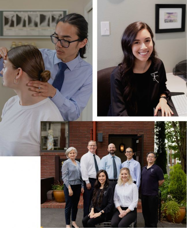 Shephard Chiropractic Clinic and Staff