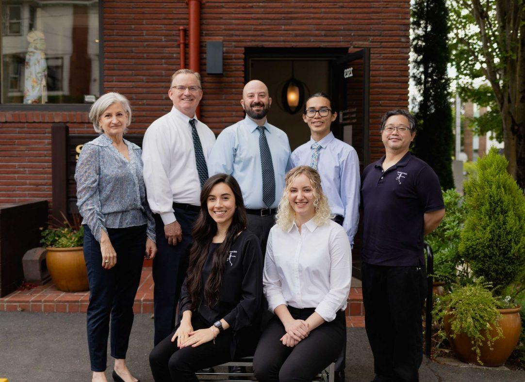 Shephard Chiropractic team photo