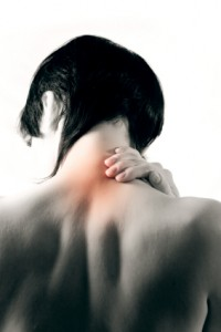 whiplash neck pain