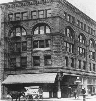 old Portland building